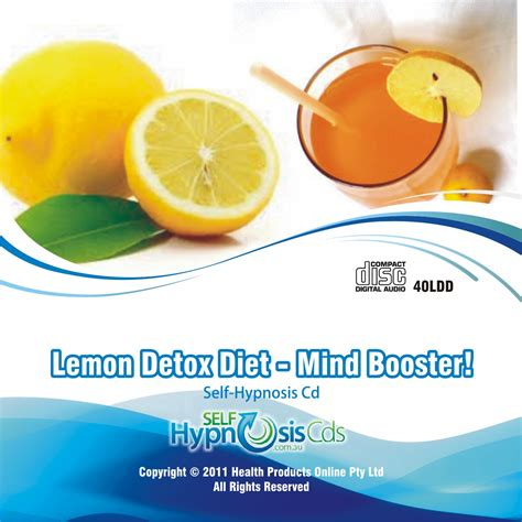 Lemon Detox Diet Recipe by Lemon Detox Diet Hypnosis Lemon Detox Diet Recipe