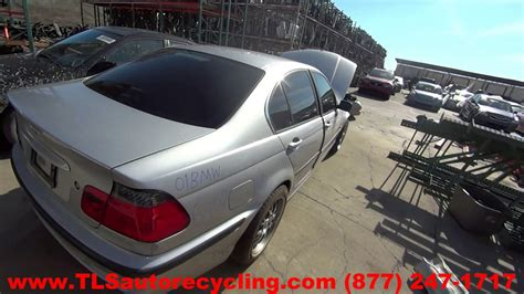 2001 bmw 330i parts parting out 2001 bmw 330i stock 6402rd tls auto