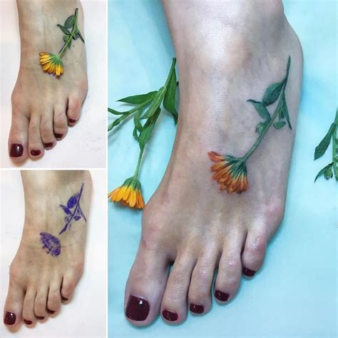 tattoo real flower 64 best images about tattoos i like on pinterest leaf