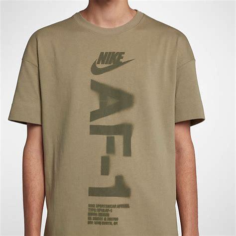 Tshirt Nike One Clothing nike sportswear air 1 clothing sneakerfits