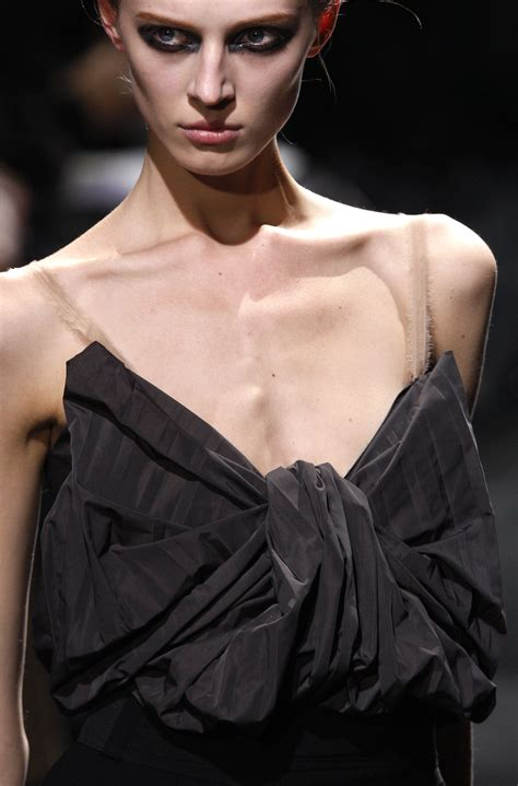 Lanvin Fall Winter 2007 2008 Womens Ready To Wear by Creations Shown During S Fashion Show In