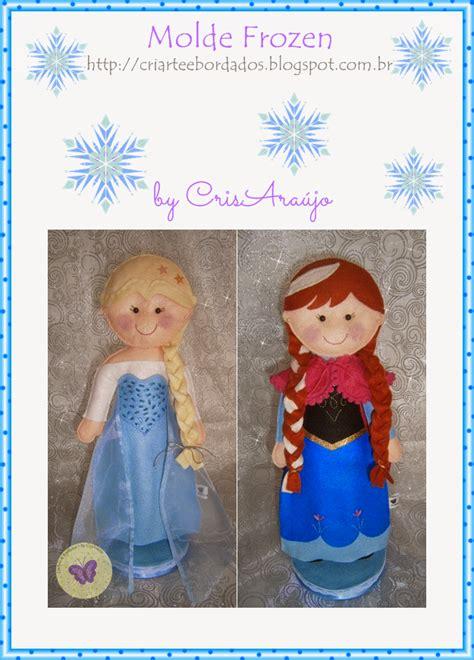 frozen doll mold stitching dreams frozen molds elza felt doll