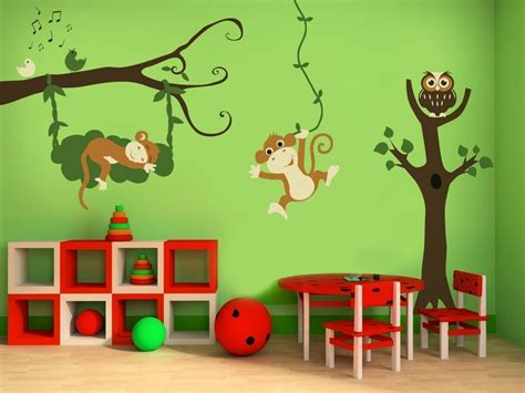 Decorating Nursery Ideas Creative Nursery Furniture With Playful Designs Room Decorating Ideas