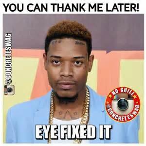 Eye Pad Meme - eye puns kappit