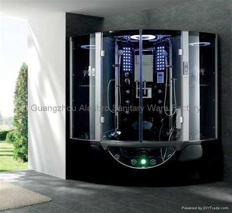 spa bath shower combo luxury spas combo steam shower and sauna room alanbro althase china manufacturer products