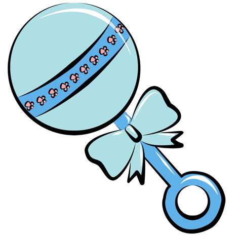 free baby rattle clipart cliparts