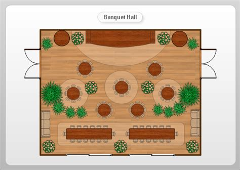 banquet hall layout software banquet hall plan caf 233 floor plan exle caf 233 floor