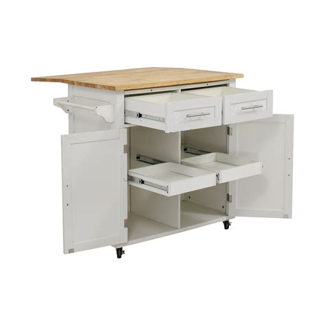 39 target target white kitchen island tables