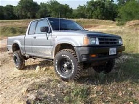 mrbravo 1987 mazda b series cab plus specs photos modification info at cardomain 17 best images about offroad on chevy mercedes benz unimog and trucks