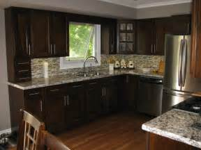 Dark Oak Kitchen Cabinets by Kitchens Amp Bathrooms Pedro S Custom Woodworking 519 425 2487