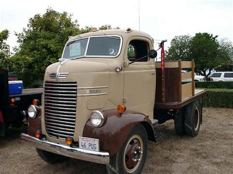 dodge retro truck dodge vintage trucks wfma coe domelight in cab