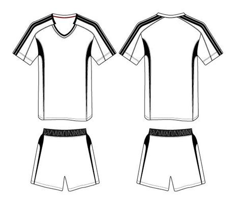 free blank soccer jersey coloring pages