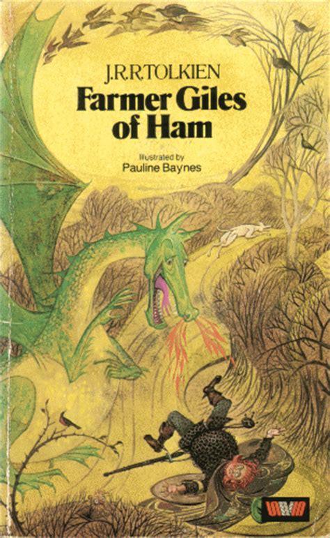 farmer giles of ham tolkienbooks net farmer giles of ham 1983