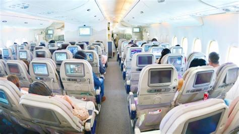 emirates economy class review airline review emirates a380 economy class sydney to dubai
