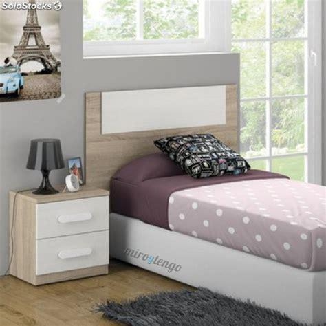 camas 105 cm cabezal para cama de 90 x 105cm ancho cambrian y blanco de