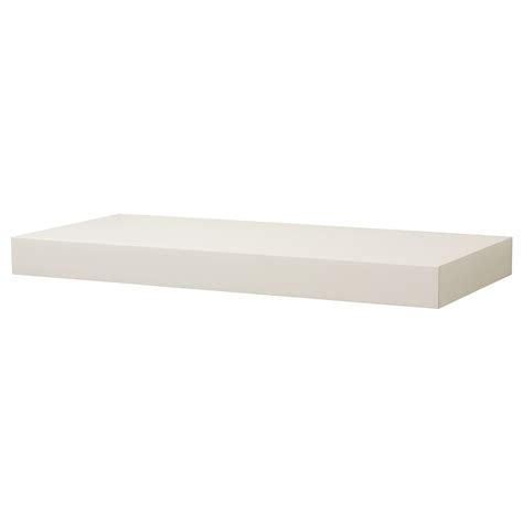 Etagere 100 Cm by Persby Wall Shelf White 59x26 Cm Ikea