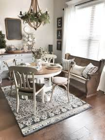 best 25 farmhouse dining rooms ideas on pinterest diy farmhouse style dining table the kolb corner