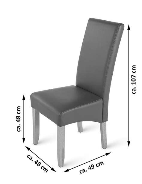 esszimmerstuhl grau leder sale esszimmerstuhl stuhl grau recyceltes leder matilde