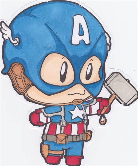 captain america chibi wallpaper captain america chibi by shankz06 on deviantart