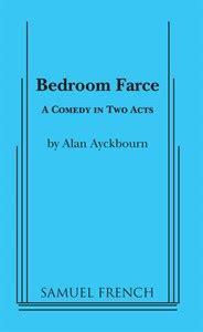 bedroom farce script bedroom farce