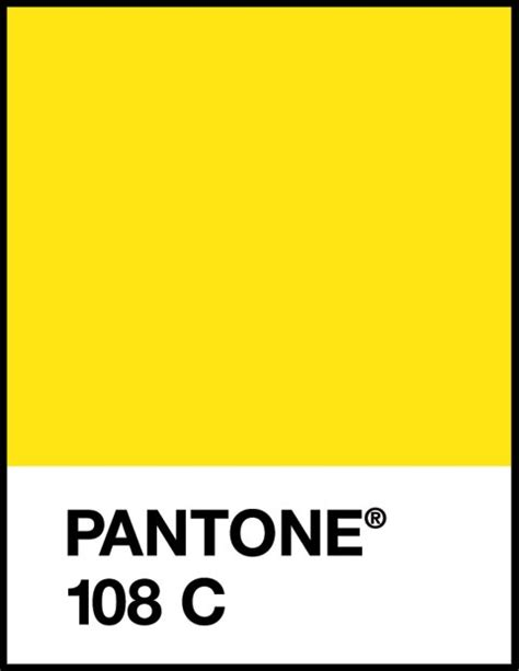 c color pantone yellow 108c home is where the heart is