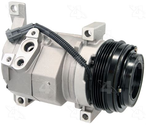 four seasons 174 chevy avalanche with 10s20f compressor four seasons 78363 air conditioning compressor new aluminum 10s20f r 134a ea ebay