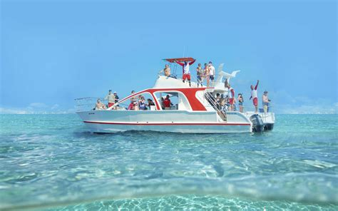 miami to punta cana by boat booze cruise punta cana party boat snorkeling adventure