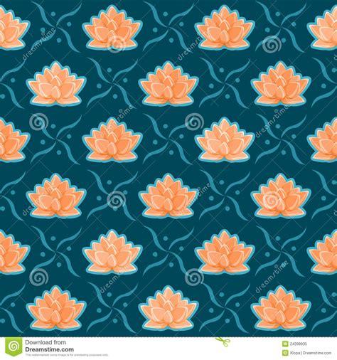 free lotus background pattern lotus flower seamless pattern royalty free stock photo