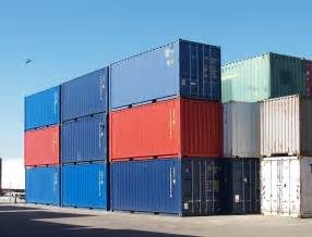 Shipping Container Used Shipping Containers Amp Brand New Dry Containers For