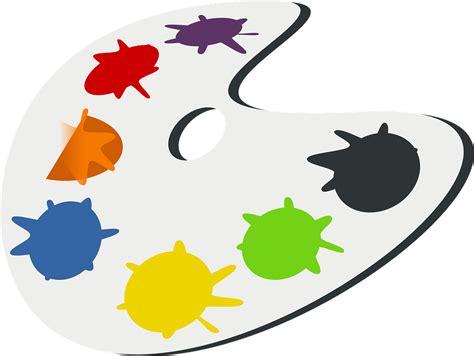 imagenes png en paint kostenlose vektorgrafik farbpalette kunst maler farbe