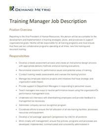 Practice Director Description by Manager Description