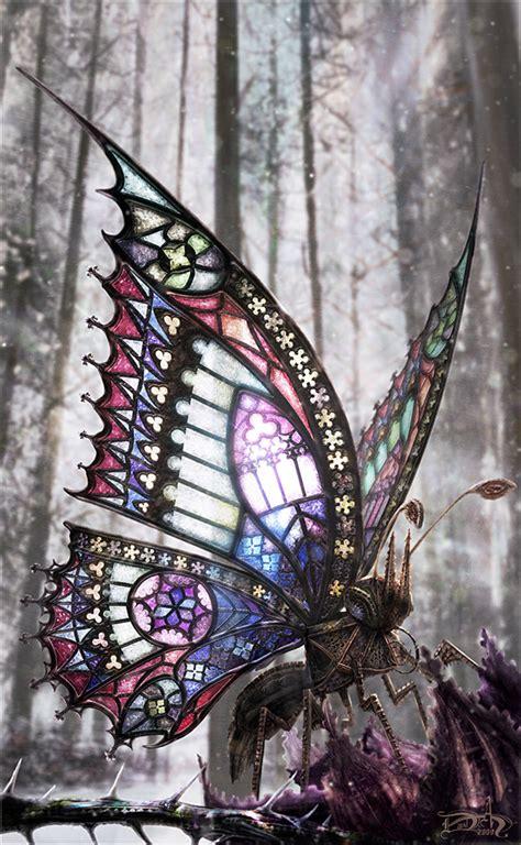 imagenes mariposas goticas photoshop la mariposa gotica
