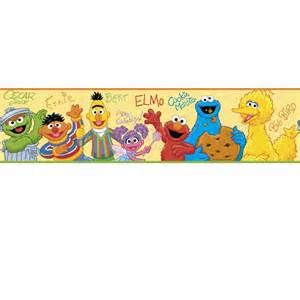 wall border stickers sesame street wall sticker border stickers for wall com