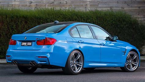 M3 Bmw 2015 by 2015 Bmw M3 Review Carsguide