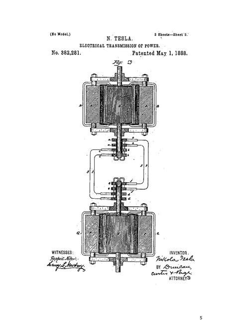 patentes de nikola tesla en espa 241 ol llevatelas taringa