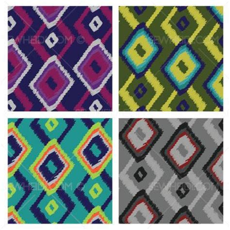 ikat pattern adobe illustrator ikat argyle repeating pattern illustrator stuff