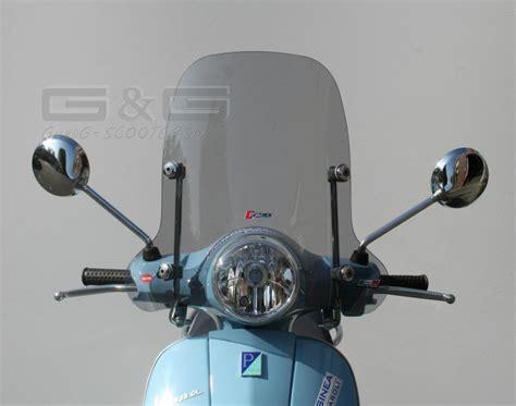 Wind Shield Vespa Lx S Istimewa windshield faco windscreen tinted for piaggio vespa lx 50 125 150 ebay