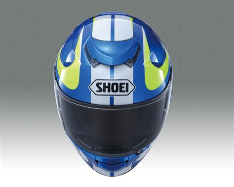 shoei gt air helmet suzuki motogp available now bike