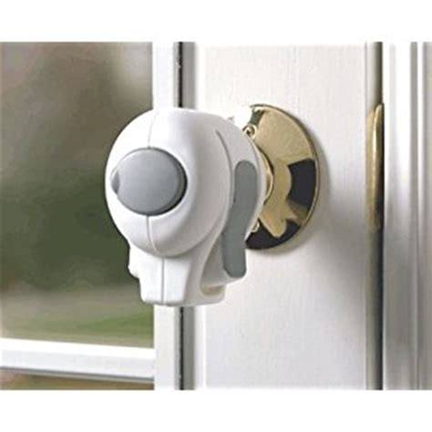 Door Knob Safety Lock by Alzheimer S Safety Proofing Households Devices And