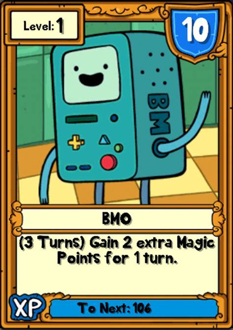 Bmo Gift Card - image bmo hero card png card wars wiki wikia