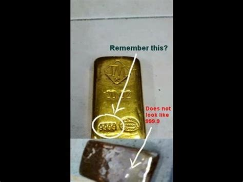How To Make A Gold Bar Out Of Paper - 20 troy ounce gold bar part 2 melting
