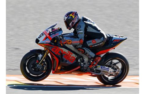 test valencia motogp aprilia motogp 2016 the test on the ricardo tormo circuit
