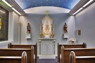 st clare adoration chapel catholic church inspiration