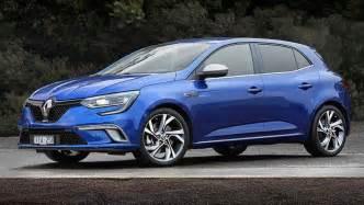 Renault Meganr 2016 Renault Megane Review Australian Preview Drive