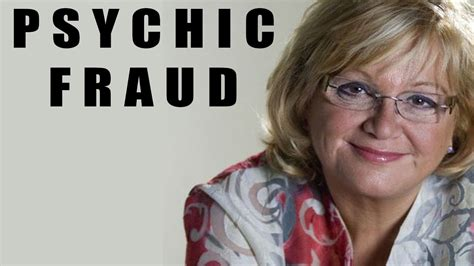 quot psychic quot fraud sally