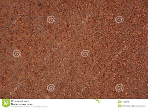 rust pit metal surface is pitted with rust stock photography