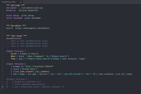 best syntax themes for atom github gigapixel atom language gherkin gherkin language