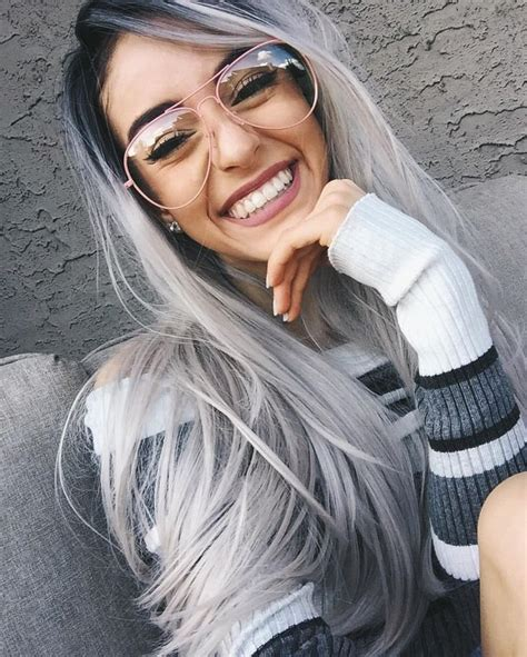 young black women with gray hair styles the 25 best grey hair young ideas on pinterest