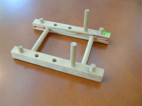 Wood Plate Wp 022 3 turn a cheap wooden plate holder to an stand ikea hackers ikea hackers