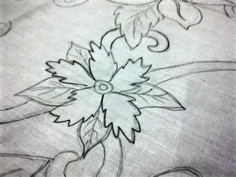motif batik bunga  mudah   gambar graha batik